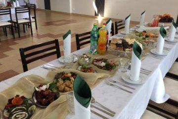 Agroturystyka u Chamera - sala 110 osób